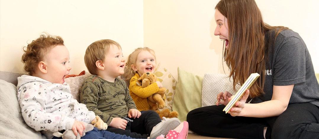 Nursery Practitioner, North Shields.
