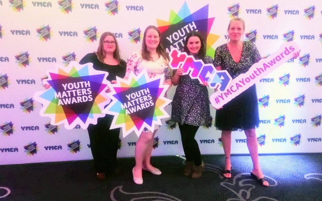 Youth Matters Award Winners