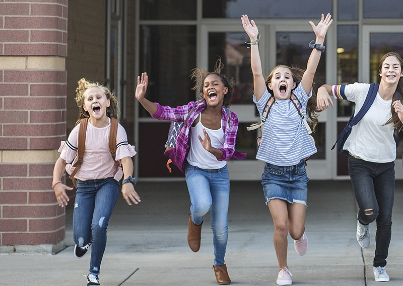 New Mentoring Programme Connecting Vulnerable Girls with Positive Role Models